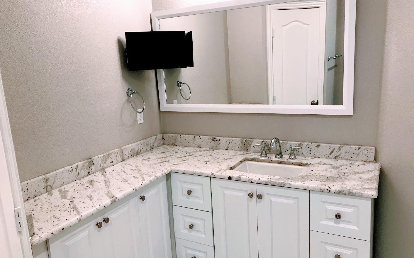 Single Sink Master Bath