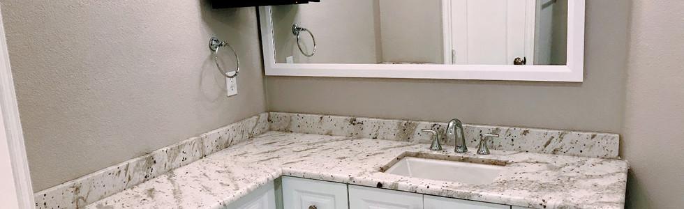 Single Sink Master Bath