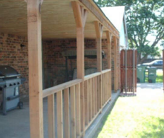 Custom ranch style patio cover.JPG
