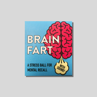 Brain Fart: A Stress Ball for Mental Recall