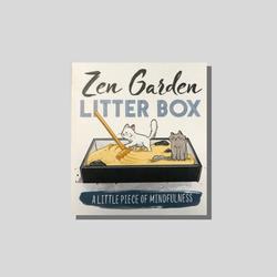 Zen Garden Litter Box Mini Kit