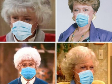 What Do The Golden Girls Have to Do with the COVID-19 Pandemic? Lots, Actually.