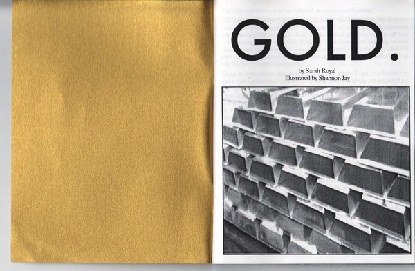 GOLD microcosm