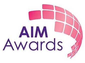 AIM Awards logo