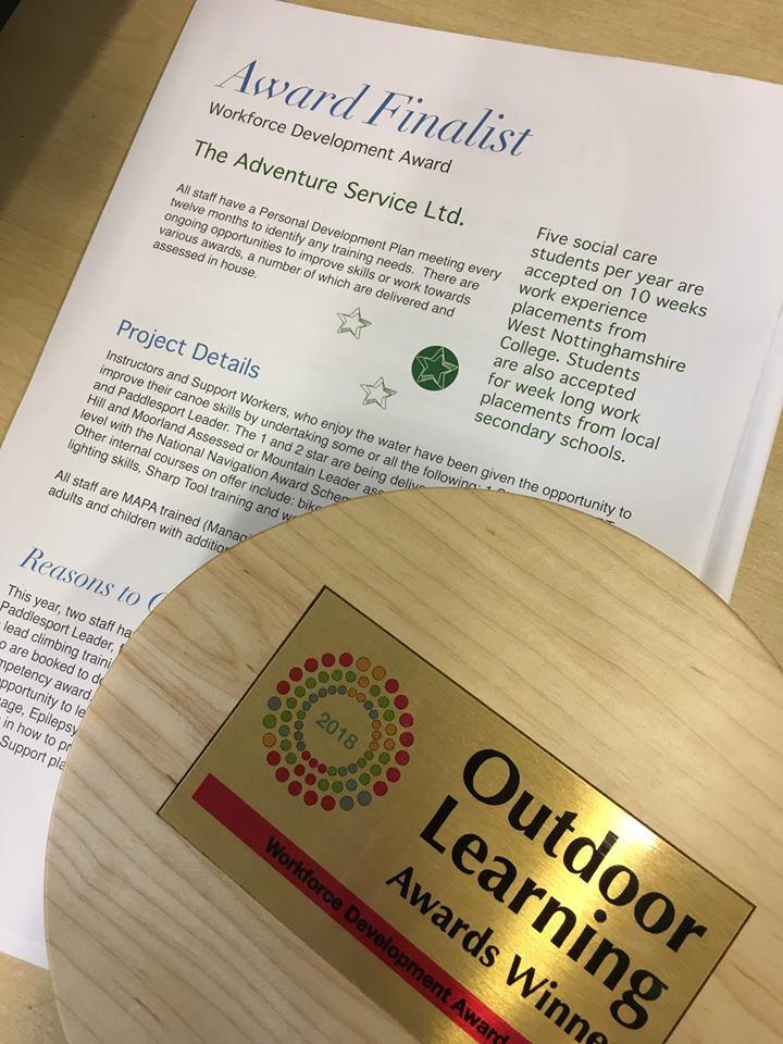 a program and award