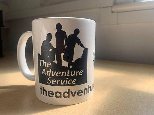 The Adventure Service Mug