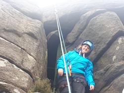Hannah-Rock-Climbing