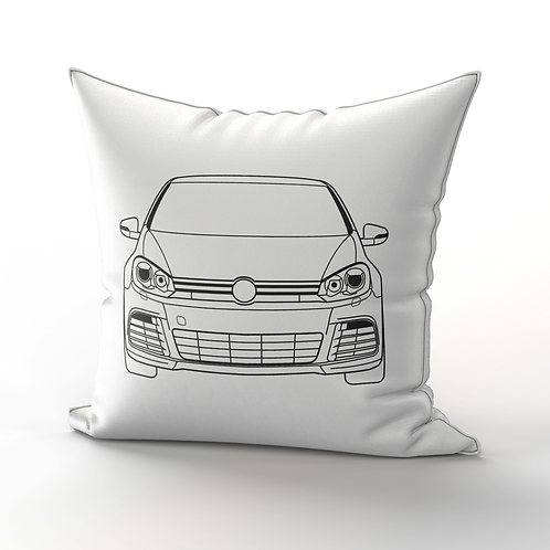 MK6 R Pillow
