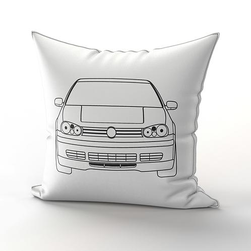 MK4 GTI Pillow