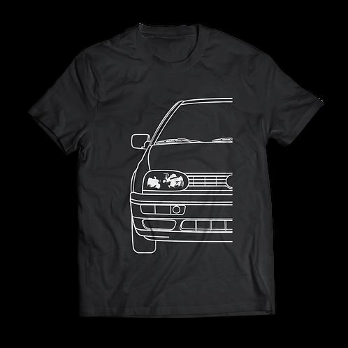 VW Golf MK3 T-Shirt / Tee / Tshirt