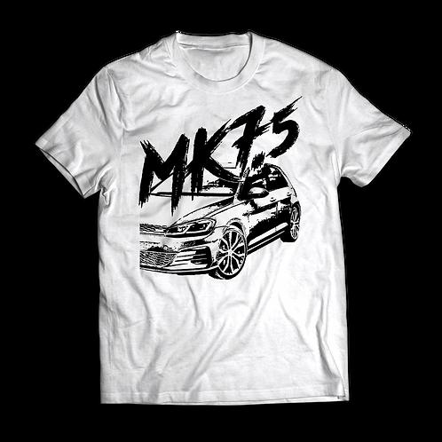 VW Golf MK7.5 GTI T-Shirt / Tee / Tshirt