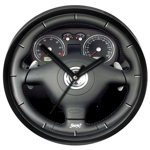 VW Golf MK4 R32 Wall Clock