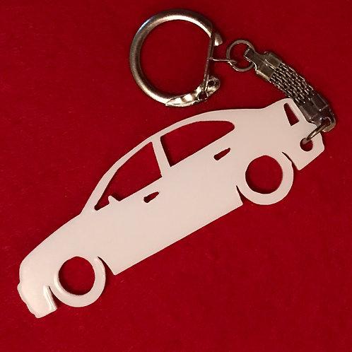 VW MK4 Jetta Keychain