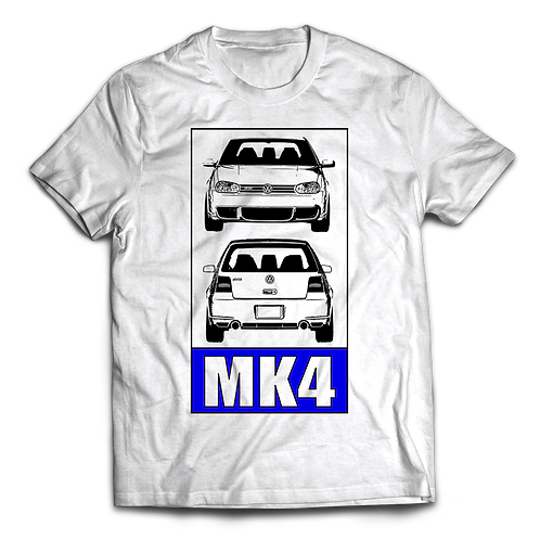 VW Golf MK4 R32 T-Shirt / Tee / Tshirt