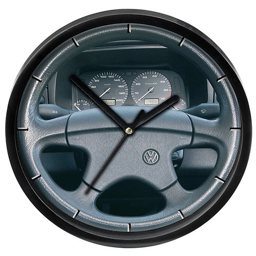 VW Golf MK3 Wall Clock