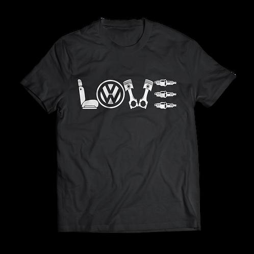 VW Love Golf R R32 GTI T-Shirt / Tee / Tshirt
