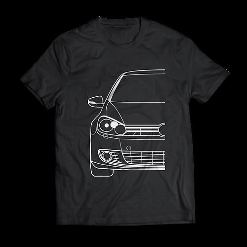 VW Golf MK6 TDI T-Shirt / Tee / Tshirt
