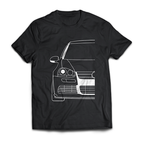 VW Golf MK5 R32 T-Shirt / Tee / Tshirt