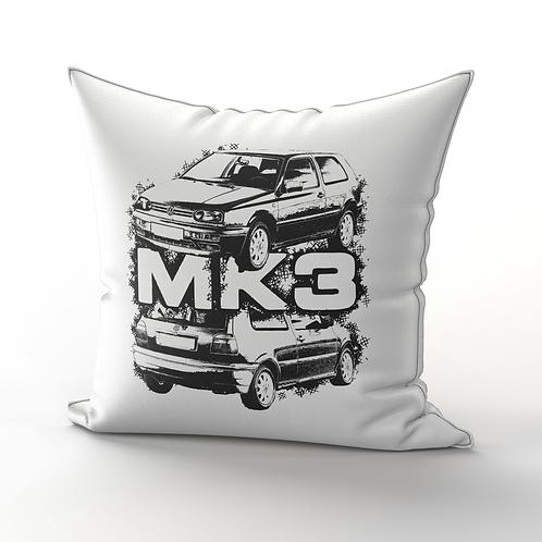 MK3 GTI Pillow