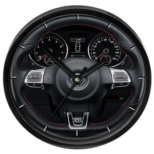 VW Golf MK6 GTI Wall Clock