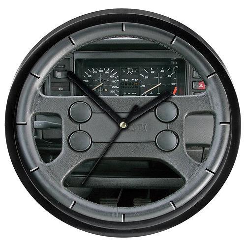 VW Golf MK1 GTI Wall Clock