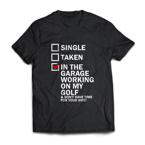 VW Golf R R32 GTI T-Shirt / Tee / Tshirt