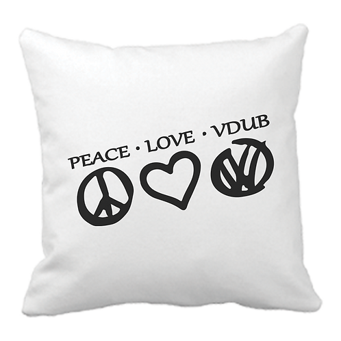 Peace, love, vdub