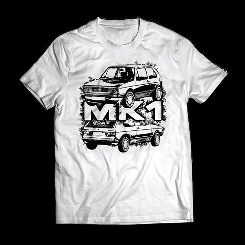 VW Golf MK1 GTI T-Shirt / Tee / Tshirt