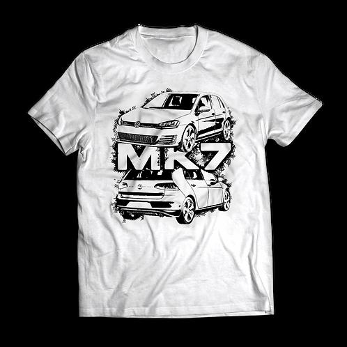 VW Golf MK7 GTI T-Shirt / Tee / Tshirt
