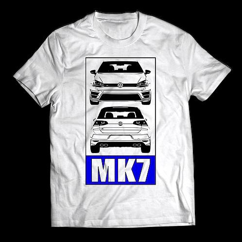VW Golf MK7 R T-Shirt / Tee / Tshirt
