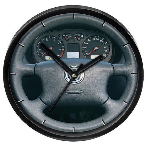 VW Golf MK4 Wall Clock