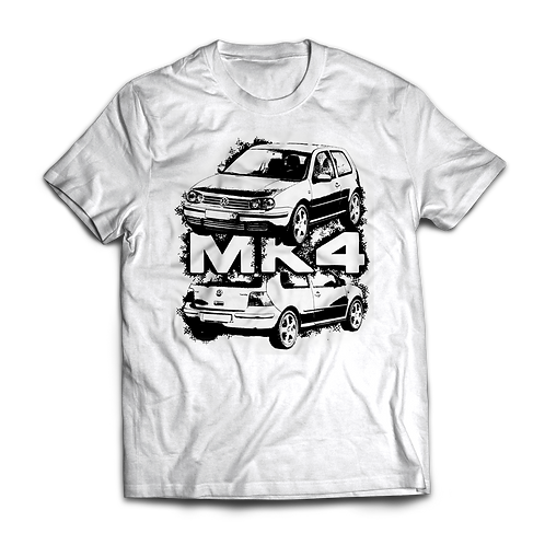 VW Golf MK4 GTI T-Shirt / Tee / Tshirt