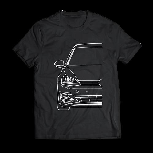 VW Golf MK7 TDI T-Shirt / Tee / Tshirt