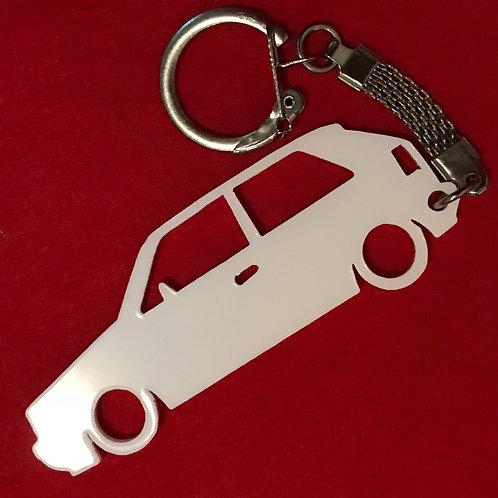 VW Golf MK2 GTI R R32 Keychain