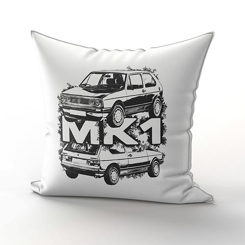 MK1 GTI Pillow