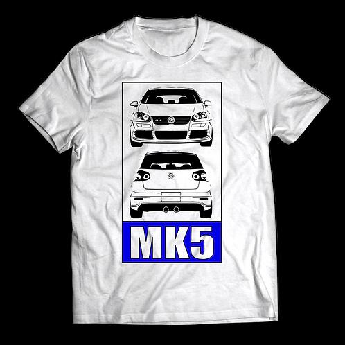 VW Golf MK5 R32 T-Shirt / Tee / Tshirt