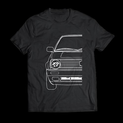 VW Golf MK2 T-Shirt / Tee / Tshirt