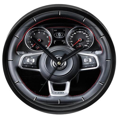 VW Golf MK7 GTI Wall Clock