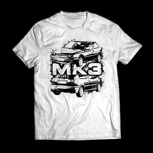 VW Golf MK3 GTI T-Shirt / Tee / Tshirt