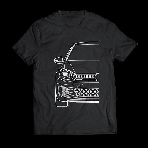VW Golf MK6 GTI T-Shirt / Tee / Tshirt