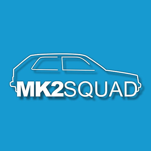 MK2 SQUAD Sticker