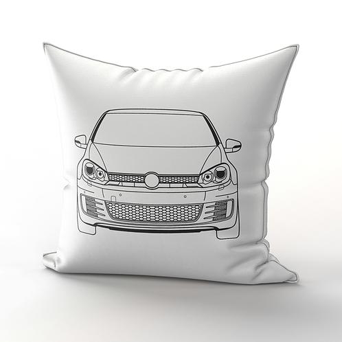 MK6 GTI Pillow