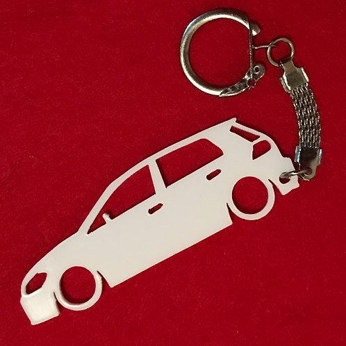 VW Golf MK7 GTI R R32 Keychain