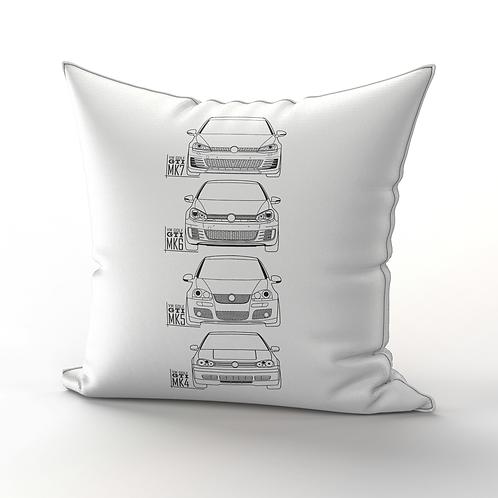 MK4-MK7 GTI Pillow