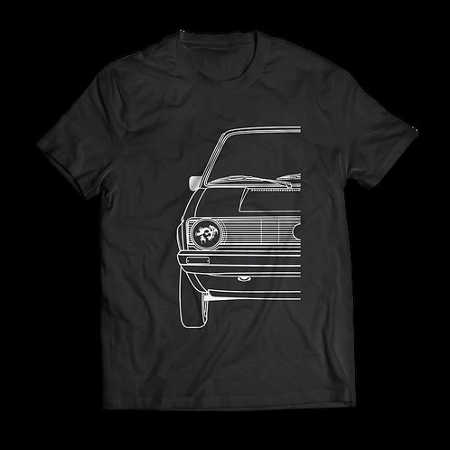 VW Golf MK1 T-Shirt / Tee / Tshirt