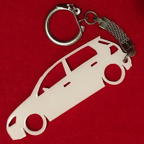 VW Golf MK5 GTI R R32 Keychain