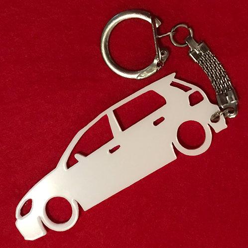 VW Golf MK6 GTI R R32 Keychain