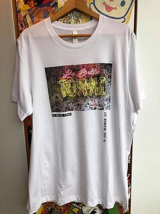 T-shirt Nostalgie-Néon