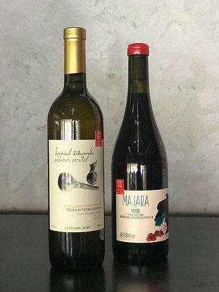 Le Duo : Majara + Tsolikouri-Tsitska-Krakhuna