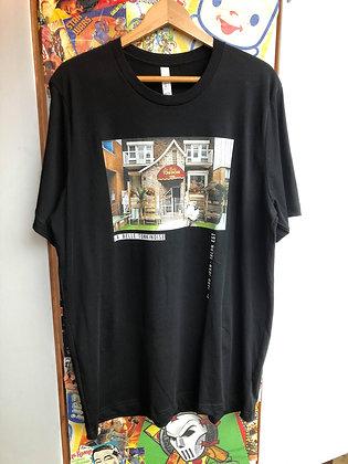 T-shirt Nostalgie-Façade